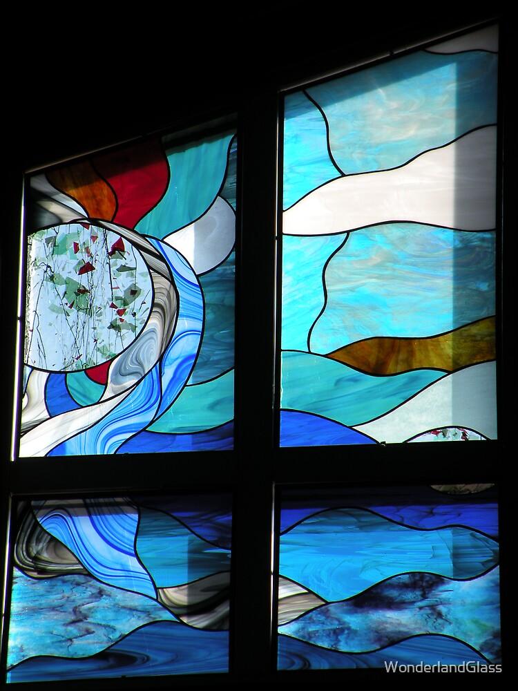 installation of the spirit by WonderlandGlass