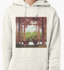 Forest Pullover Hoodie