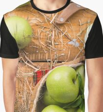 Green apples Graphic T-Shirt