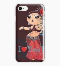 Bellydancer - Tribal Fusion iPhone Case/Skin