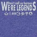 We're Legends! by manuluce