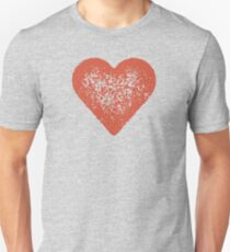 Heart, Love, I Have a Heart On For You T-Shirt