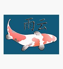 Koi Nimbus Photographic Print
