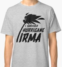 Hurricane Irma - I Survived Hurrican Irma 2017 Classic T-Shirt
