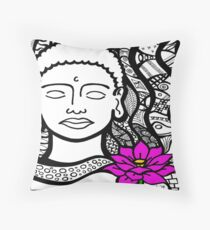 Peace in Mind Throw Pillow