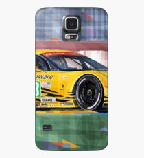 Chevrolet Corvette C6R GTE Pro Le Mans 24 2012 Case/Skin for Samsung Galaxy