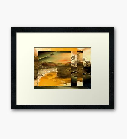 That Far Shore Framed Print