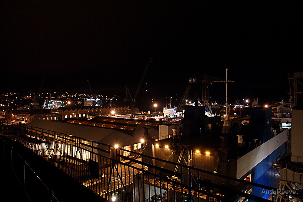 IN DRY DOCK 2 by AndyReeve