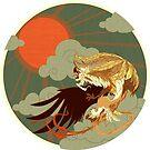Under the Red Sun by MesteMonokrom