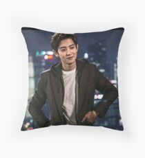 Boyfriend Chanyeol  Throw Pillow