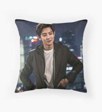 Boyfriend Chanyeol  Throw Pillow