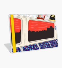 View from London Jubilee Line Laptop Skin