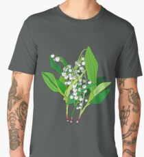 Lilly of the Valley Men's Premium T-Shirt