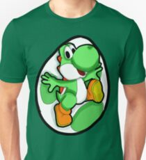 Sehr Grün, Viel Yoshi, Wow Slim Fit T-Shirt