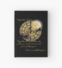 """Forget them, Wendy. Forget them all"" Hardcover Journal"