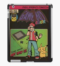 Retrorama Game boy Color iPad Case/Skin