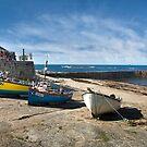 Sennen Cove Cornwall  by eddiej