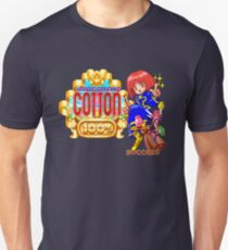 Magical Night Dreams: Cotton - Title Screen T-Shirt