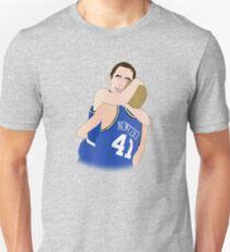 Commemorative Nash + Dirk Celebration Embrace Unisex T-Shirt