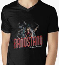 Bandstand, The Broadway Musical Men's V-Neck T-Shirt