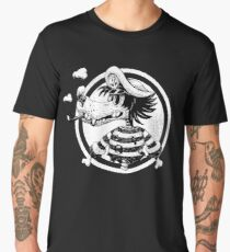 NU POGODI! WOLF Men's Premium T-Shirt