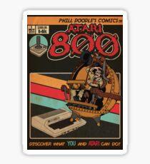 Retrorama Atari 800 Sticker