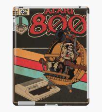 Retrorama Atari 800 iPad Case/Skin