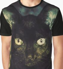 Guinevere the Cat Graphic T-Shirt