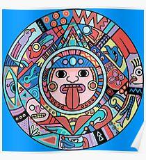 Prehispanic Poster