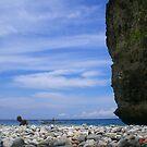 rock beach by amarbitor