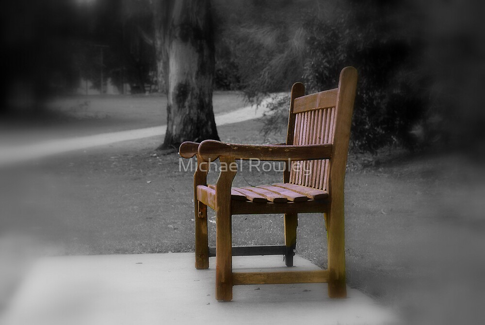 Old Memories New Seat by Michael Rowley