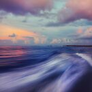 Sunset Wave. Maldives  by JennyRainbow