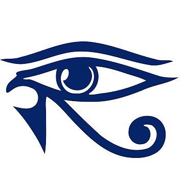 Eye of Horus. by Claudiocmb