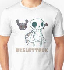 Skelattack-Skully & Imber  T-Shirt