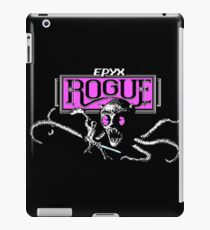Rogue - DOS Title Screen iPad Case/Skin
