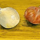 Two Onions Come Into A Room... by bernzweig