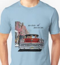 1958 Buick Unisex T-Shirt