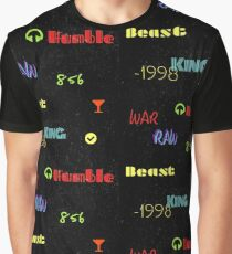 Humble Beast  Graphic T-Shirt