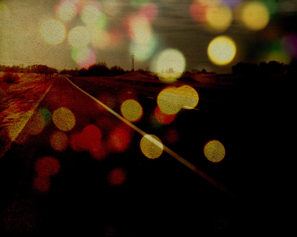 the road to happiness by Morgan Kendall