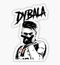 Dybala Mask Draw Sticker