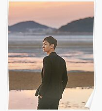 TVXQ (동방신기) In a Different Life - Changmin (창민) Poster