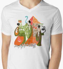 Spiders, IceCream & Morphine Mens V-Neck T-Shirt