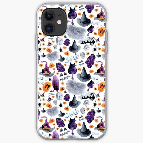 Halloween iPhone Soft Case