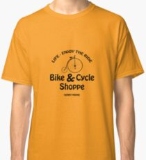 Bike & Cycle Shoppe - I.T. Classic T-Shirt