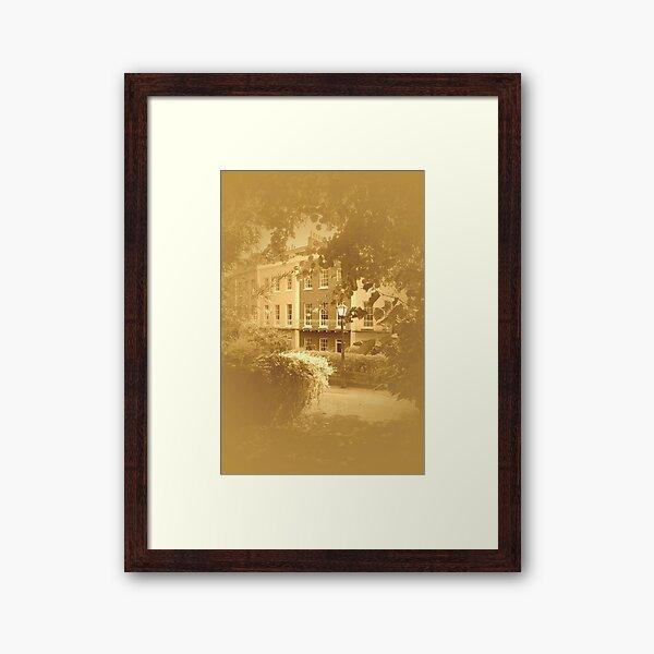 Clifton, Bristol, U/K Framed Art Print