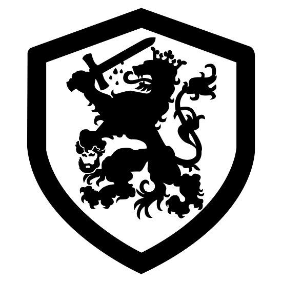 Anti-islam Lion symbol by HenkFreezer