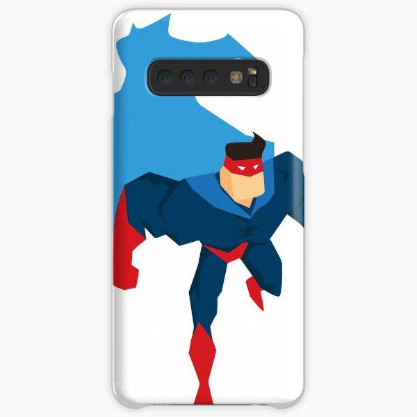 Superhero in Action. Samsung Galaxy Snap Case