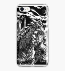 Nazgul rider by FLDillustation  iPhone Case/Skin