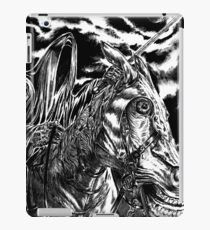 Nazgul rider by FLDillustation  iPad Case/Skin