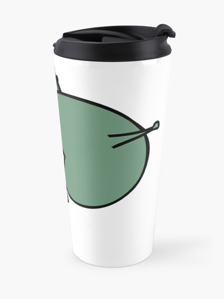 Alternate view of The Great Gazoo Travel Mug